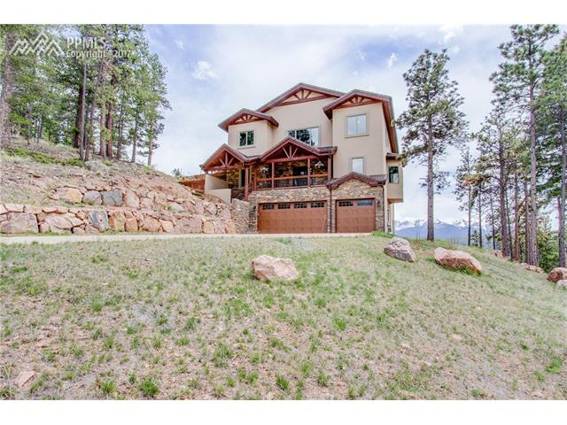 205 Eagles Perch Place, Woodland Park, CO 80863