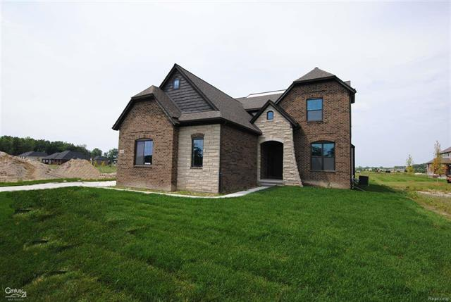 54839 DEADWOOD LANE Lot 49, SHELBY TWP, MI 48316