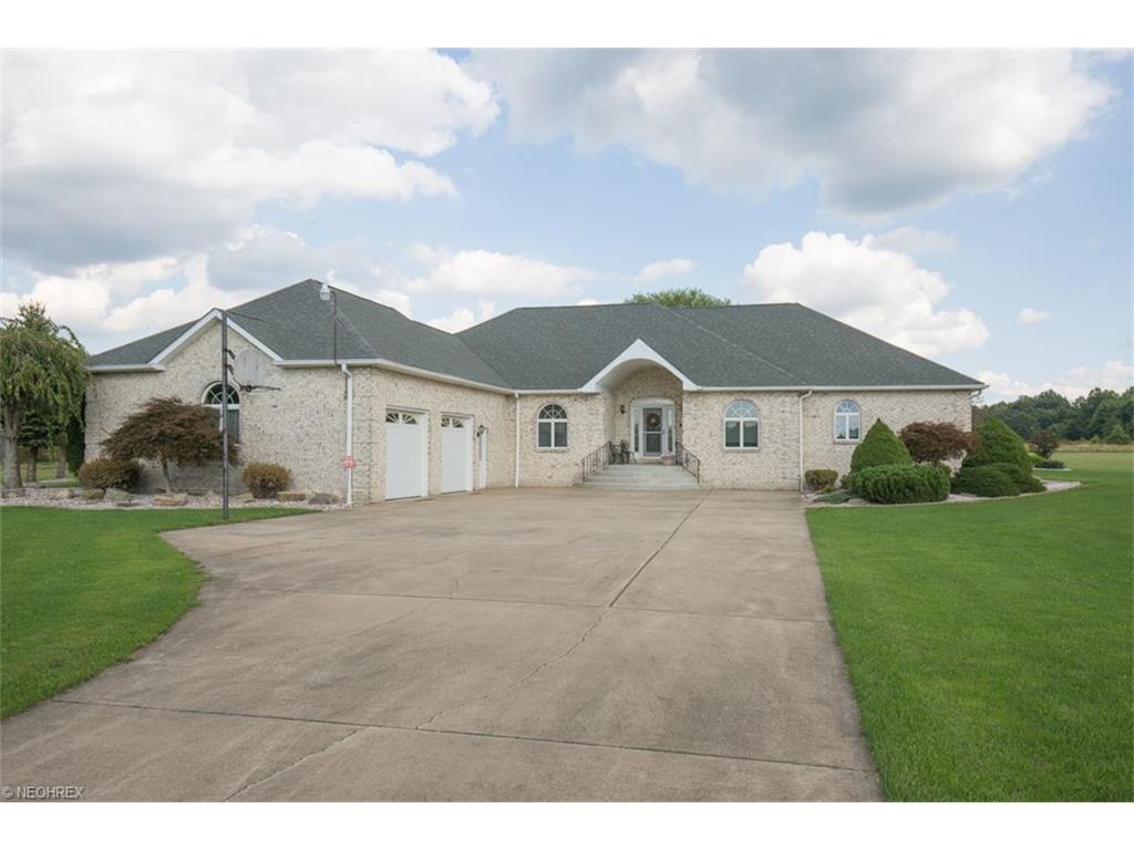1621 N Duck Creek Rd, North Jackson, OH 44451