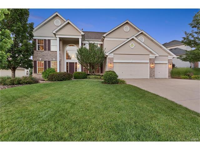 1602 Valley Hill Court, Dardenne Prairie, MO 63368