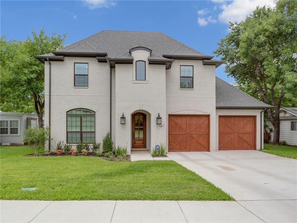 725 Edgefield Road, Fort Worth, TX 76107