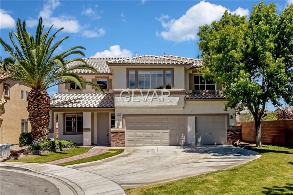 2576 LITTLE FALLS Circle, Henderson, NV 89052