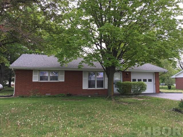 ROONEY & ASSOCIATES REAL ESTATE LISTING.  Please contact Kim Cameron at (419)306-7823 or Brian Whitta at (419)701-4040.  Nice brick ranch with lots of potential!  Large eat-in kitchen.  Remodeled full bathroom. Sunroom.  Tree shaded back yard. Generator. Be sure to take the 3D tour at: http://bit.ly/2pl5pHk
