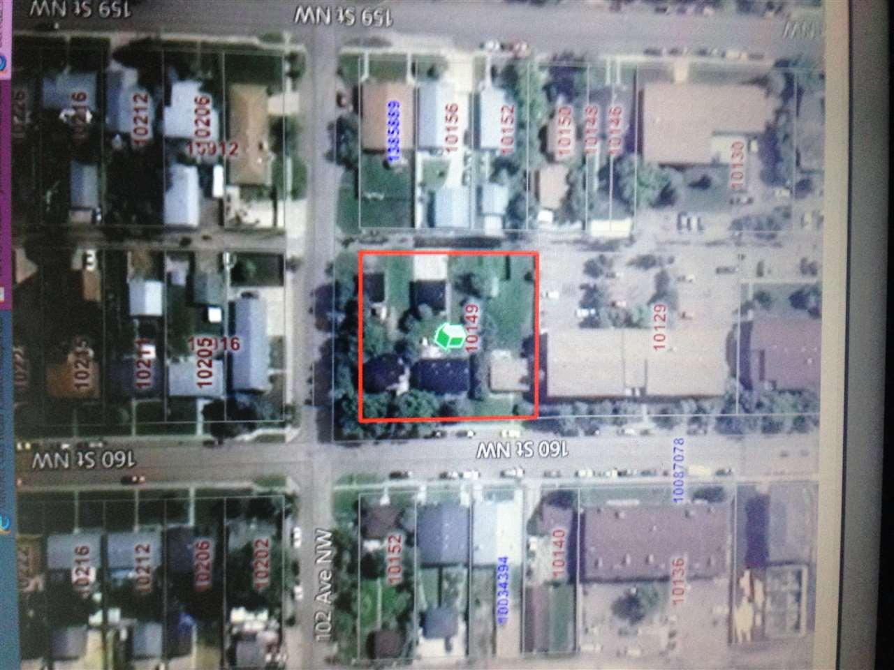 10149 160 Street, Edmonton, AB T5P 3E8