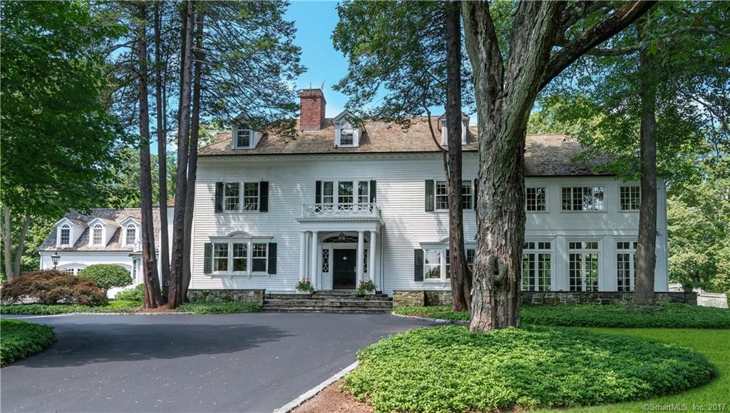 481 Canoe Hill Road, New Canaan, CT 06840
