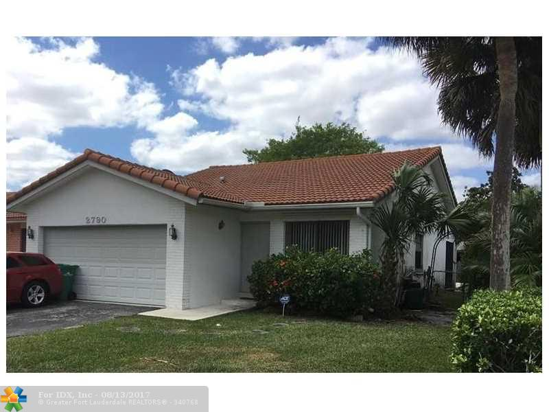 2790 NW 91st Ave, Coral Springs, FL 33065