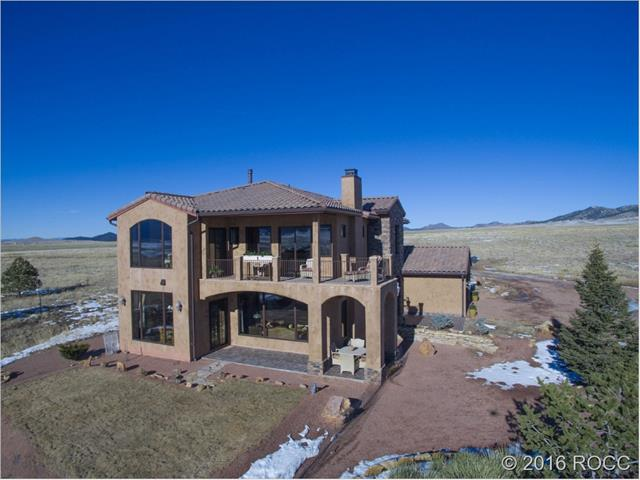 1060 COUNTY ROAD 324, Westcliffe, CO 81252