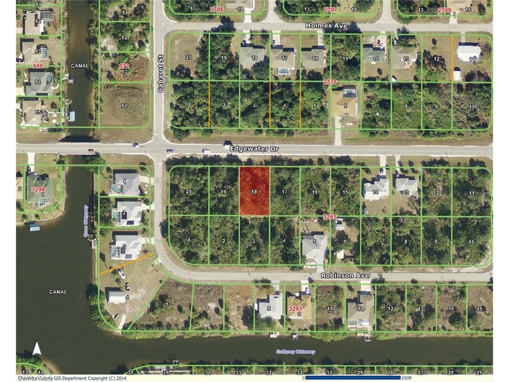 17313 Edgewater DR, PORT CHARLOTTE, FL 33948