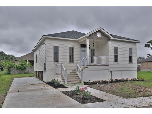4911 GALLIER Drive, new orleans, LA 70126