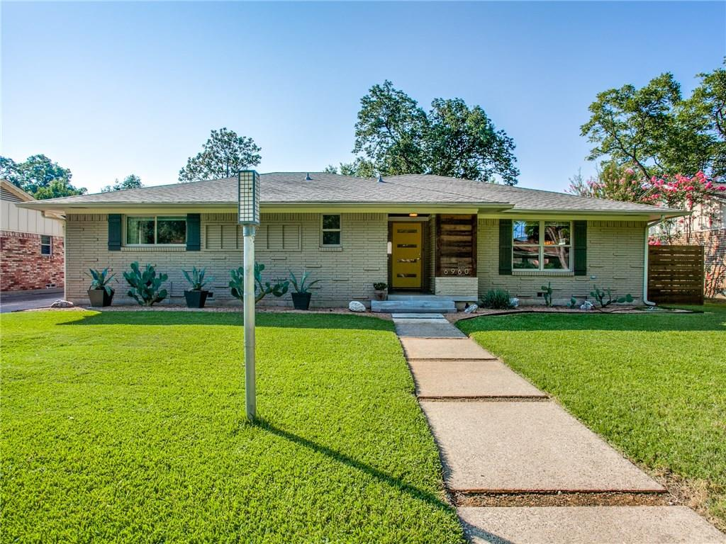 6960 Arboreal Drive, Dallas, TX 75231