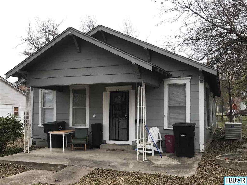 514 6th Street, Temple, TX 76501