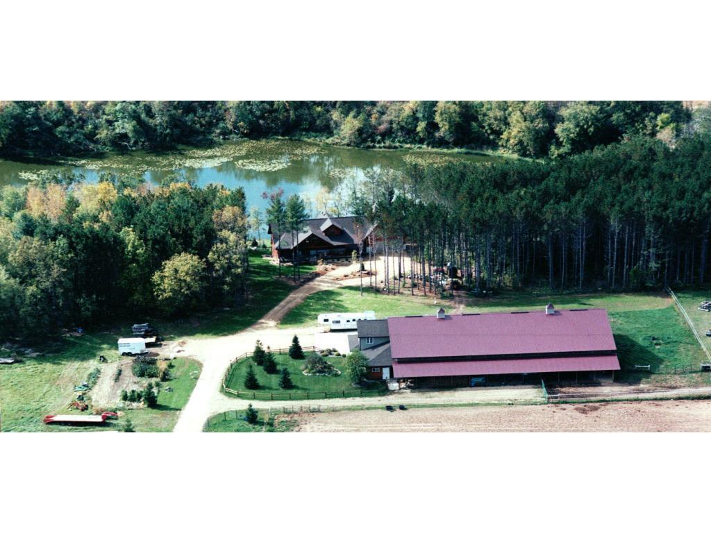 406 Rock Ridge Trail, Milltown, WI 54858