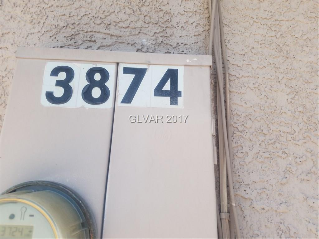 3874 SODA SPRINGS Drive, Las Vegas, NV 89115