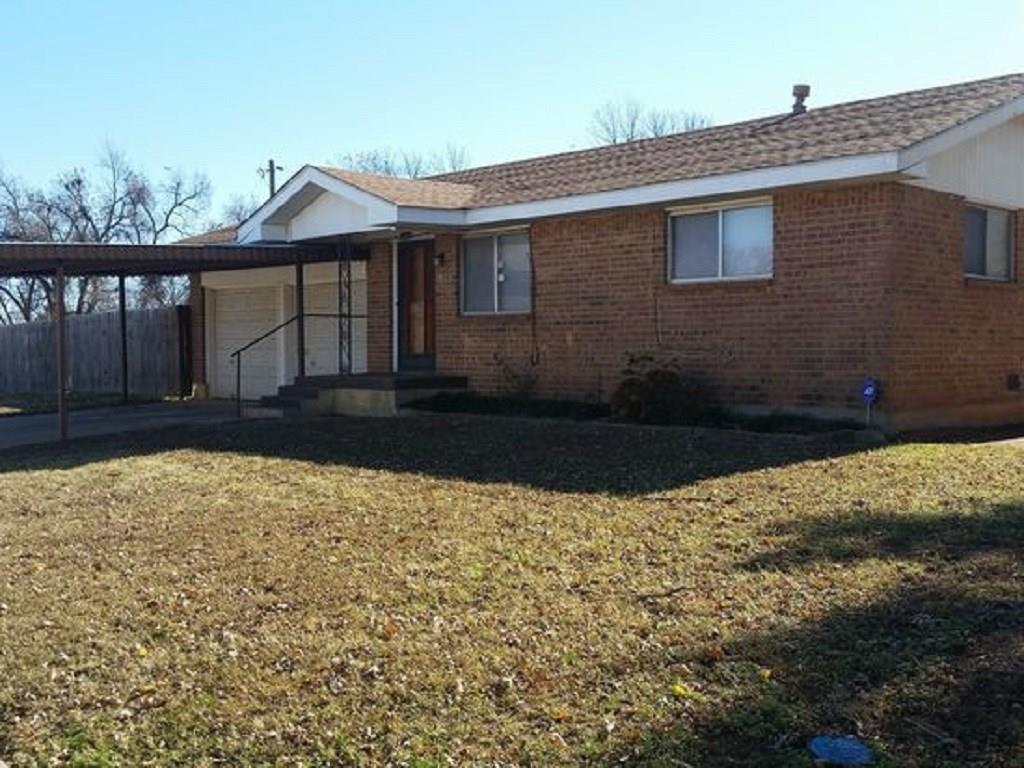 4820 SE 24th Street, Oklahoma City, OK 73115