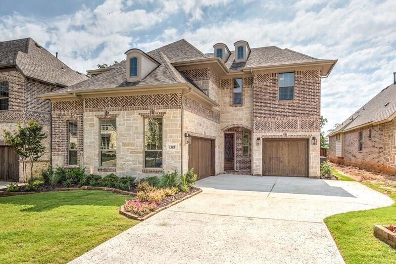 4383 Eastwoods Drive, Grapevine, TX 76051
