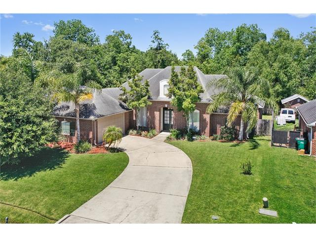 236 RIVERWOOD Drive, ST ROSE, LA 70087
