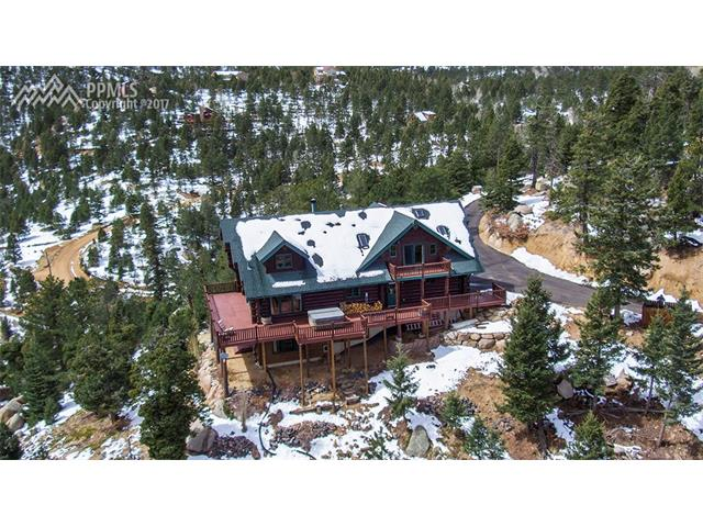 5335 Lost Cabin Road, Manitou Springs, CO 80829