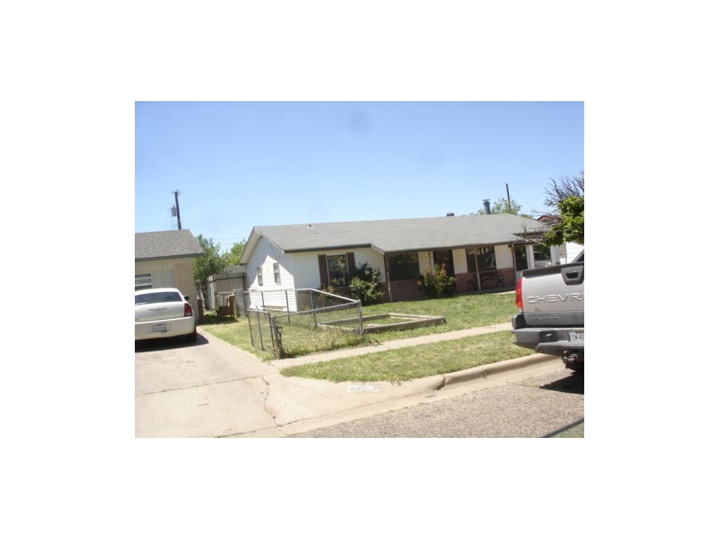1006 Stuart Drive, Amarillo, TX 79104