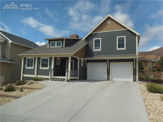 5680 Vantage Vista Drive, Colorado Springs, CO 80919