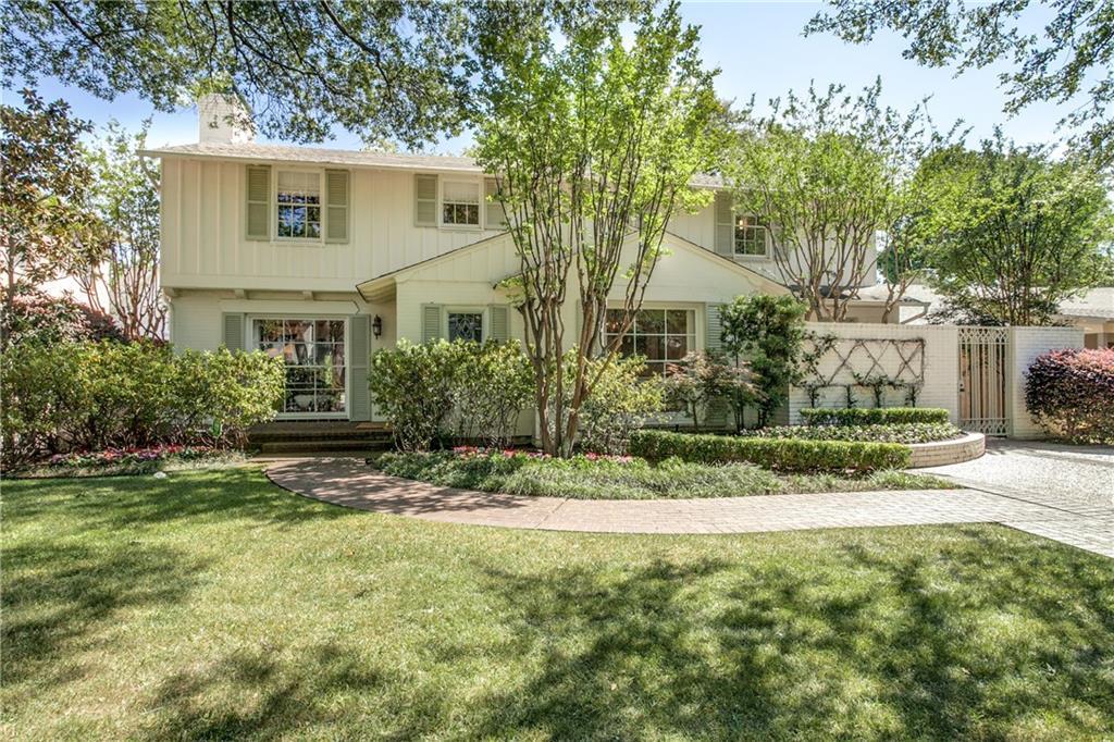 4565 Bordeaux Avenue, Highland Park, TX 75205