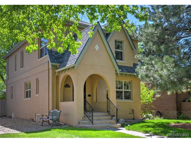572 S Gaylord Street, Denver, CO 80209