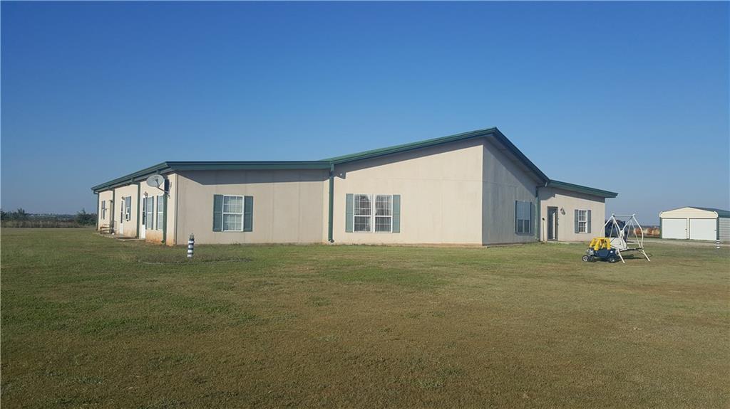 2052 County Road 1270, Amber, OK 73004