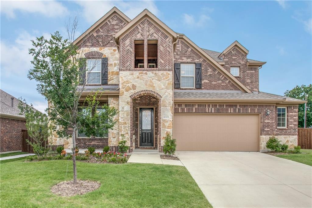 4119 Martha Avenue, Sachse, TX 75048