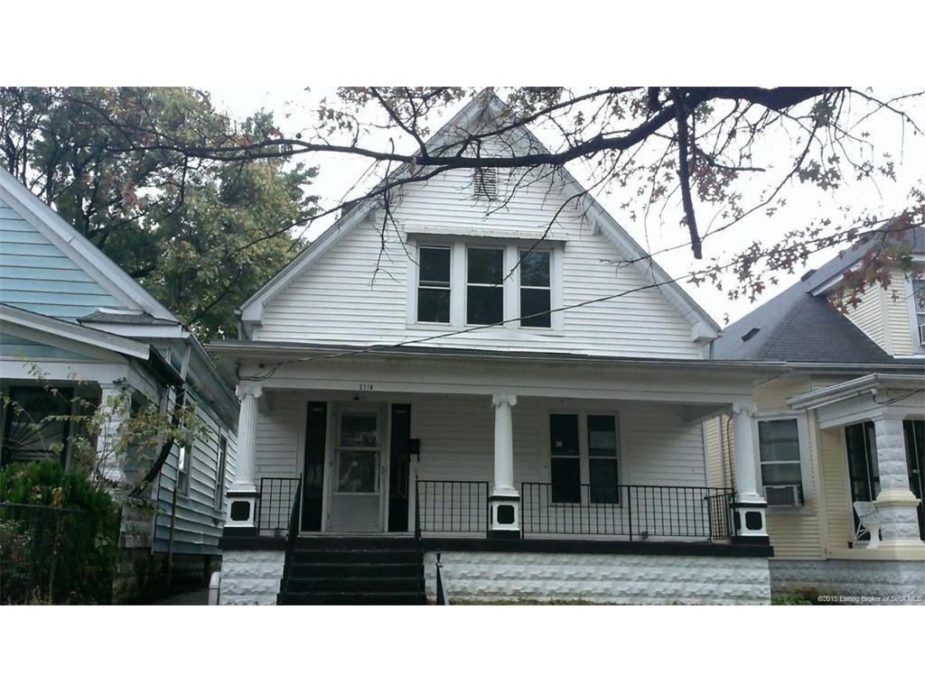 2118  Kentucky Street, Louisville, KY 40210