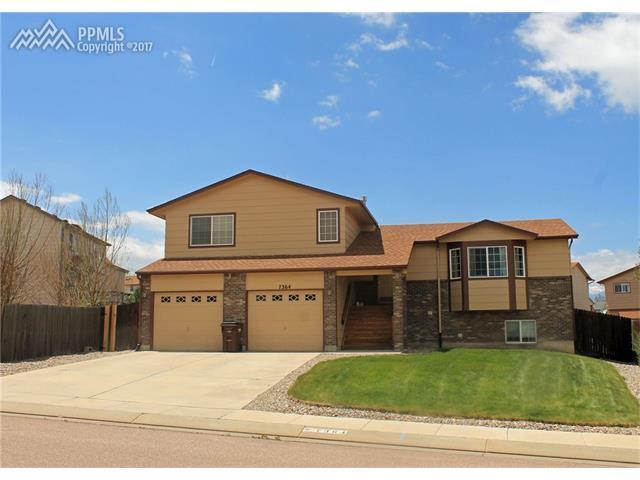 7364 CANDELABRA Drive, Colorado Springs, CO 80925