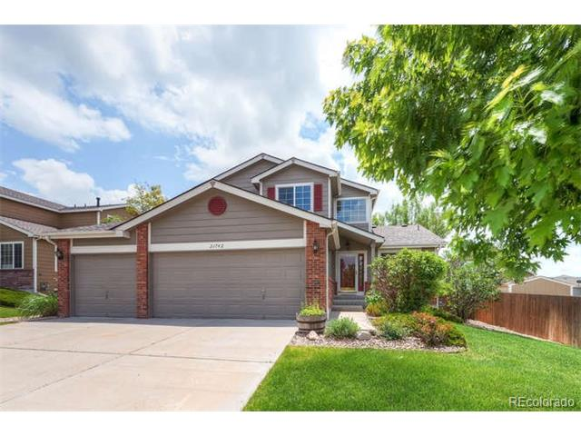 21742 Whirlaway Avenue, Parker, CO 80138