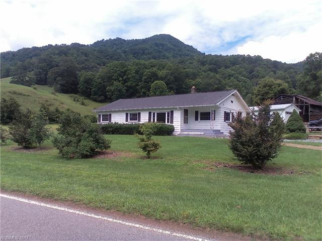 893 N Turkey Creek Road Tract B, Leicester, NC 28748