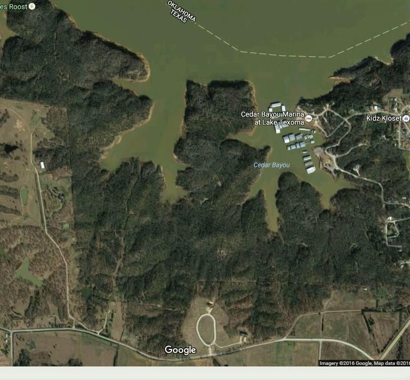 2 Lot Texoma Bluffs Circle, Gordonville, TX 76245