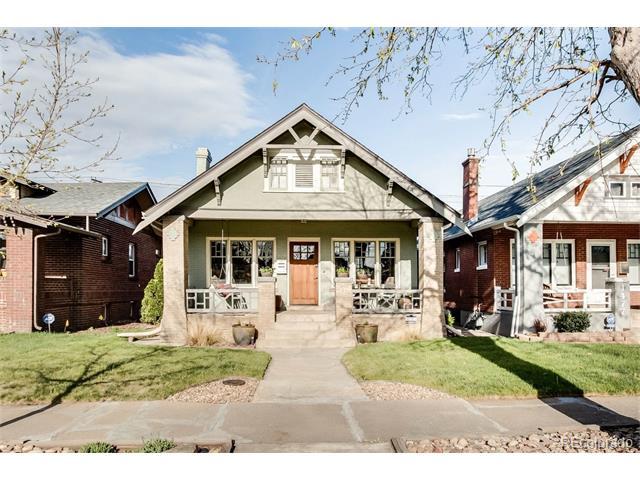 1481 S. Lincoln Street, Denver, CO 80210