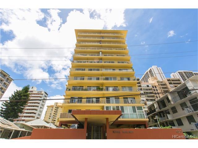 303 Liliuokalani Avenue 601, Honolulu, HI 96815