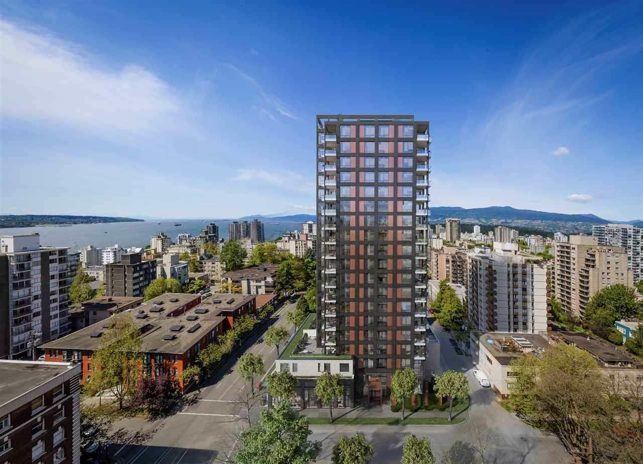 1171 JERVIS STREET 1001, Vancouver, BC V0V 0V0