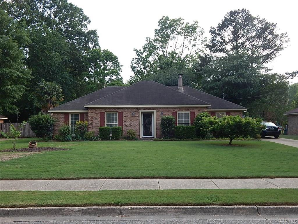 4060 FAUNSDALE Drive, Montgomery, AL 36109