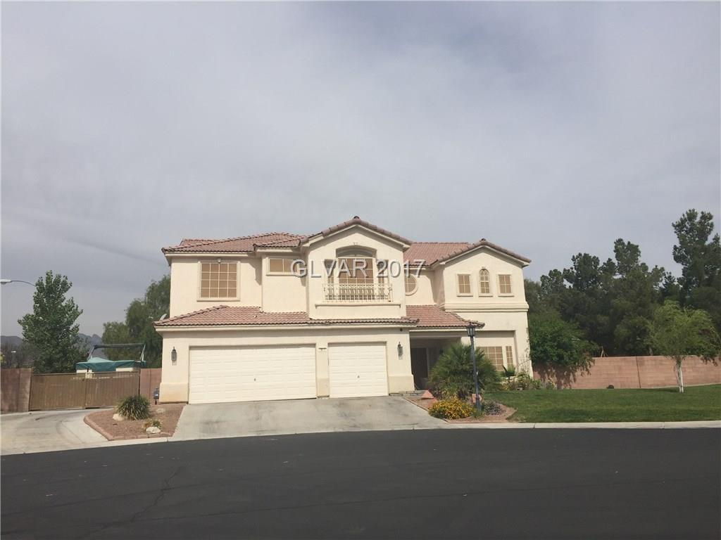 4815 BUCKHORN BUTTE Court, Las Vegas, NE 89149