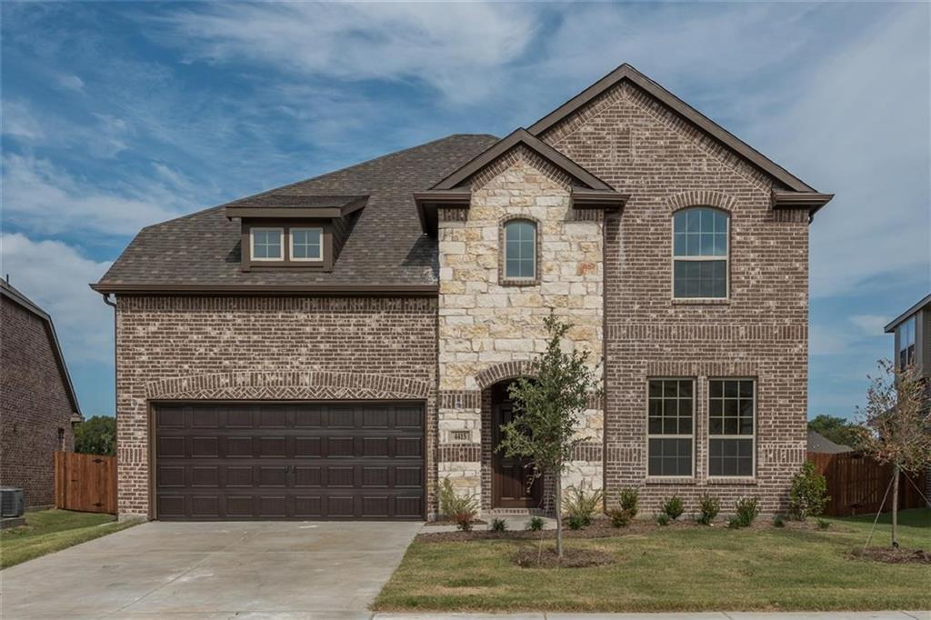4415 Mimosa Drive, Melissa, TX 75454
