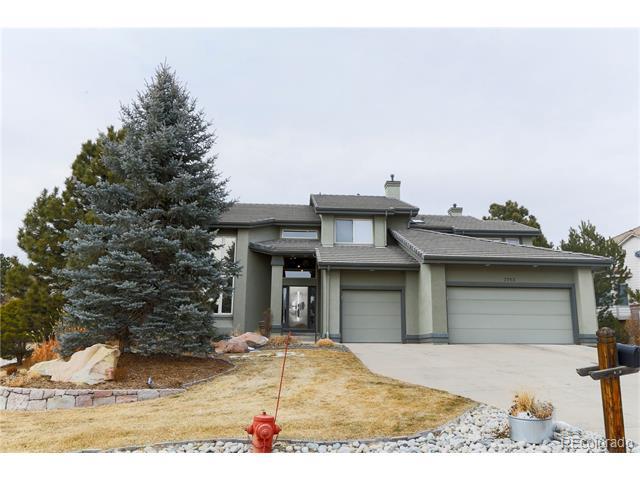 7753 Glen Ridge Drive, Castle Pines, CO 80108
