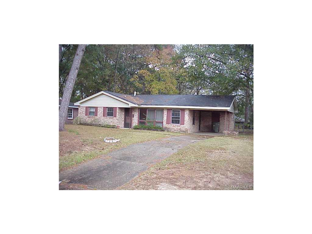 2714 GREEN OAKS Drive, Montgomery, AL 36107