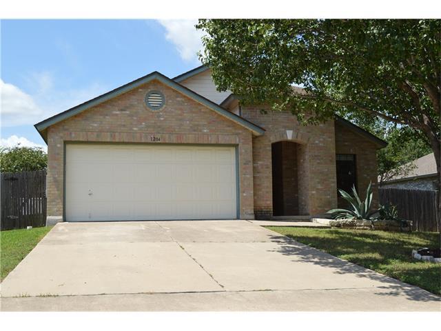 1204 Sheltie Ln, Round Rock, TX 78664