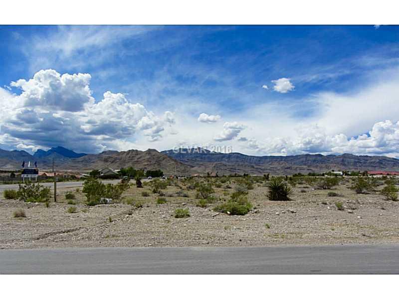 NW corner of Annand Ruffian Road, Las Vegas, NV 89149