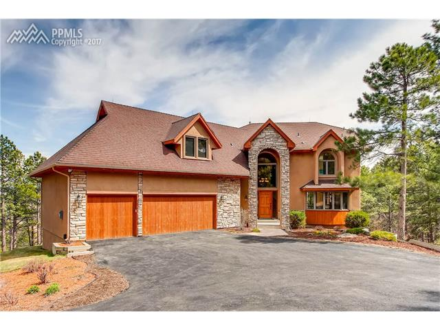17710 Shiloh Pines Drive, Monument, CO 80132