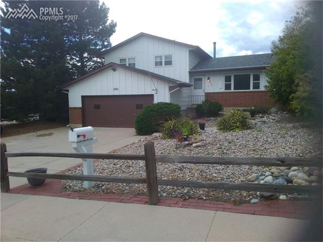 5360 Del Rey Drive, Colorado Springs, CO 80918