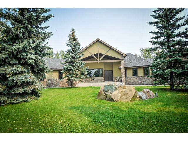 244122 CONRICH Road, Rural Rocky View County, AB T2M 4L5