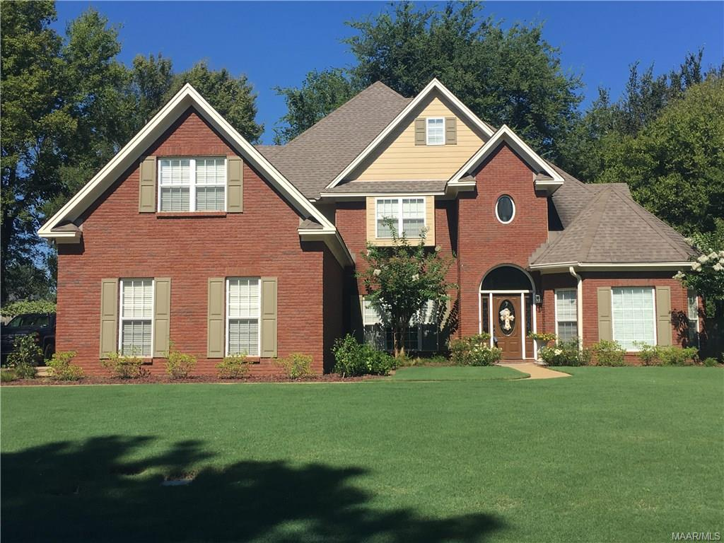 14 Dogwood Meadows Lane, Wetumpka, AL 36093