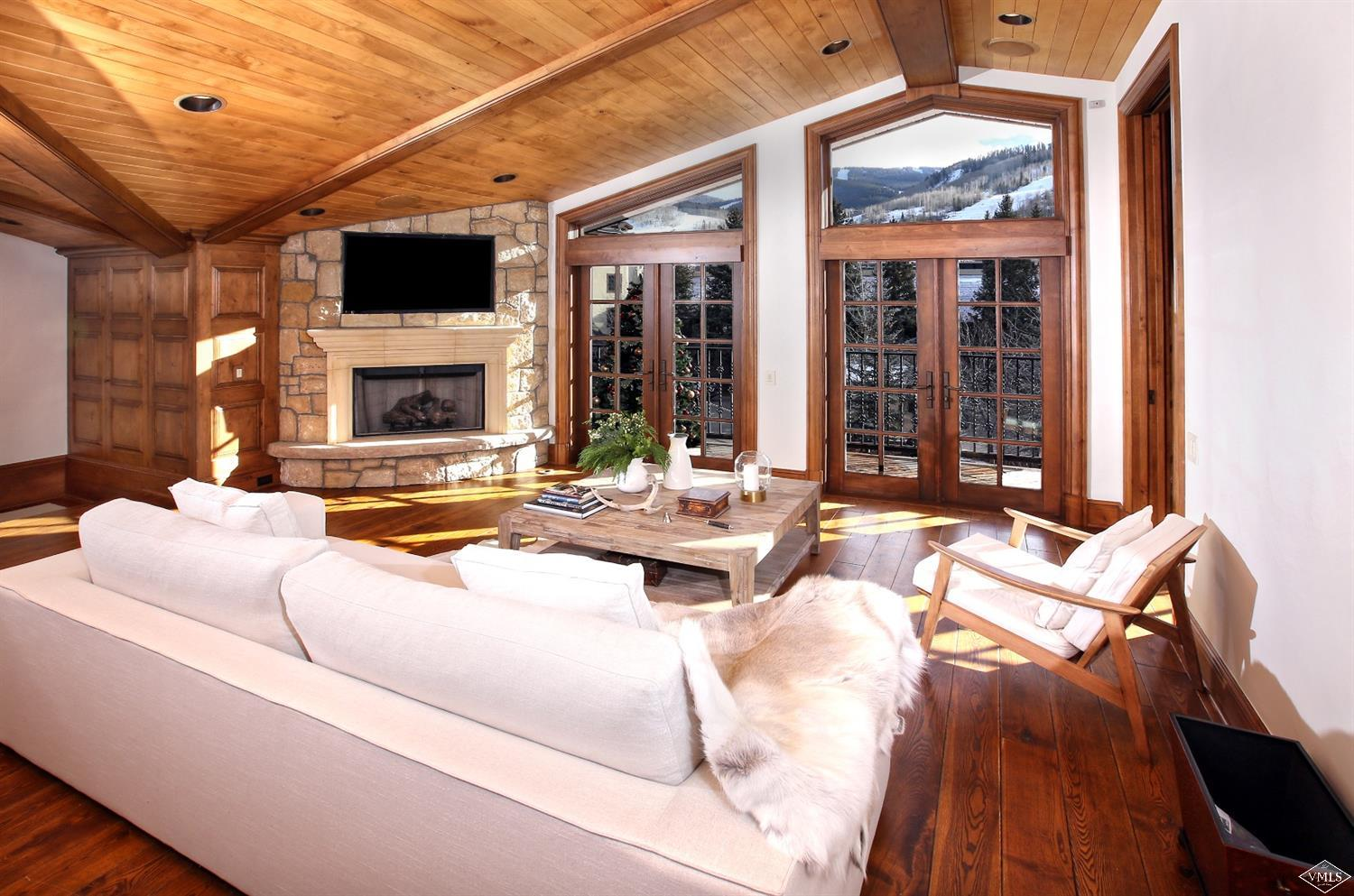 100 E Meadow Drive, Vail, CO 81657
