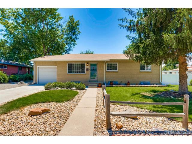 9878 W 65th Place, Arvada, CO 80004