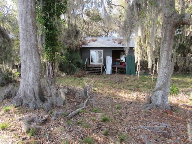 Lot 14 Bal Mar - Hird Island, Darien, GA 31305