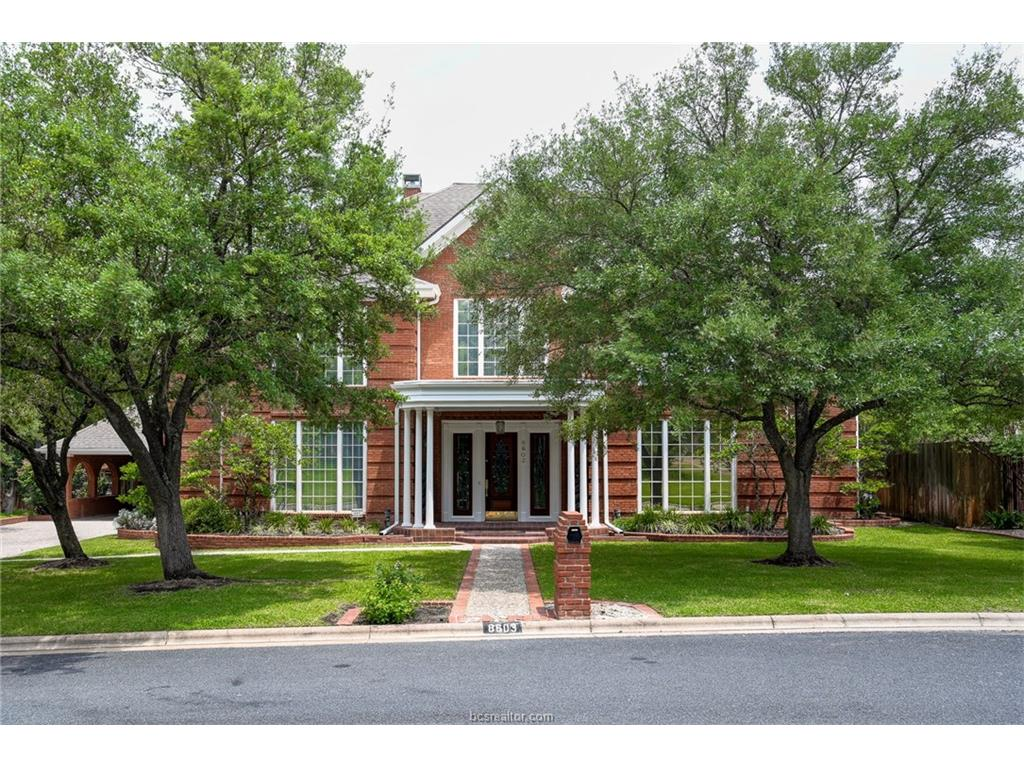 8603 Rosewood Drive, College Station, TX 77845